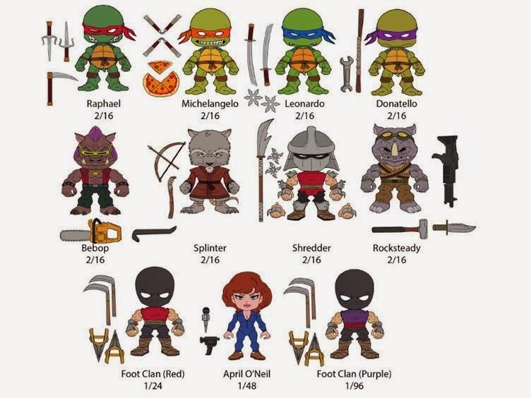 The Blot Says First Look Teenage Mutant Ninja Turtles