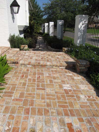 Interior Brick Flooring Pricing : Brick laminate picture floor tile