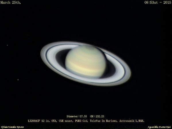 Pekan Ini adalah Saat-saat Terbaik Mengamati Planet Saturnus