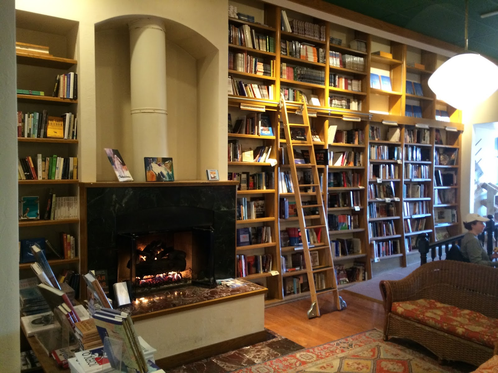 the indie bob spot full circle bookstore oklahoma city ok