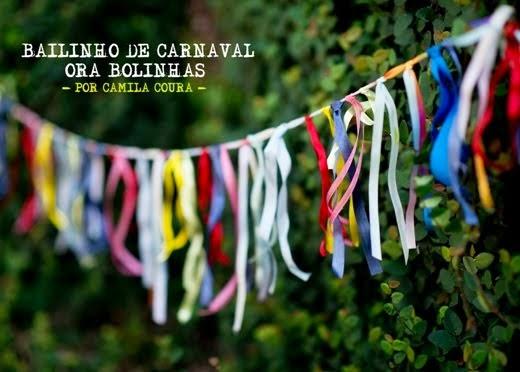 Editorial Bailinho de Carnaval | Fevereiro 2014