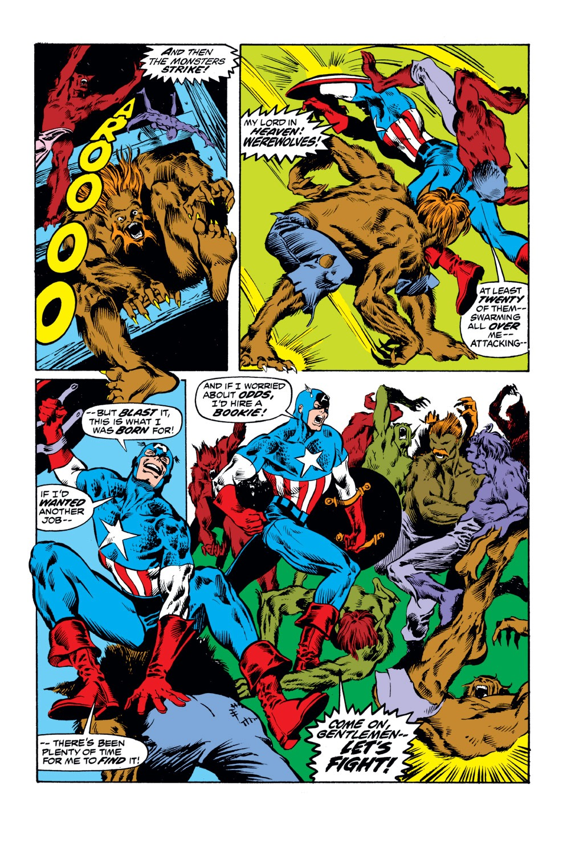 Captain America (1968) Issue #164 #78 - English 8