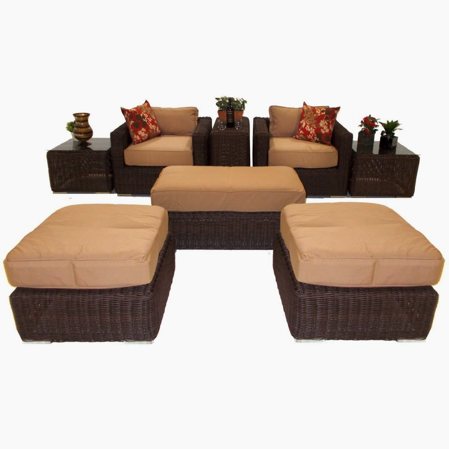 Patio Furniture TK Classics Patio Furniture