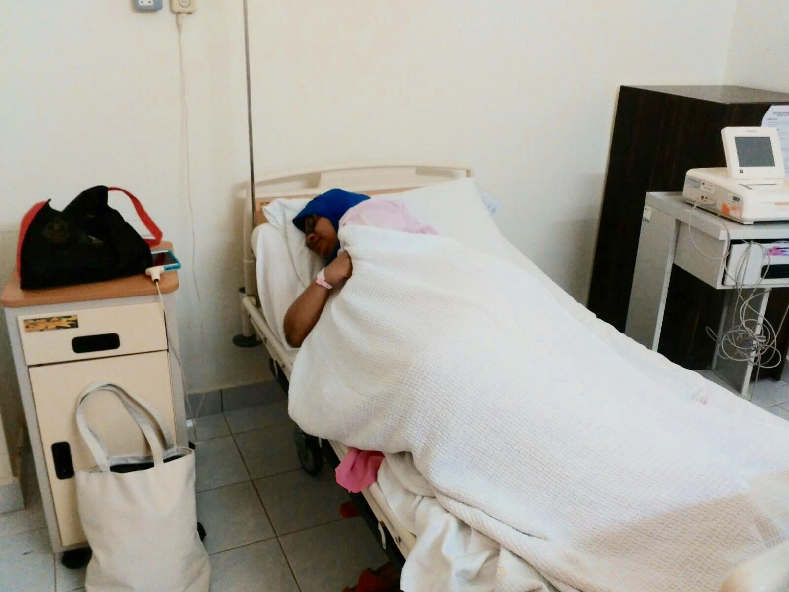 Pengalaman Bersalin Di Hospital Putrajaya Part 1 Wakdingding
