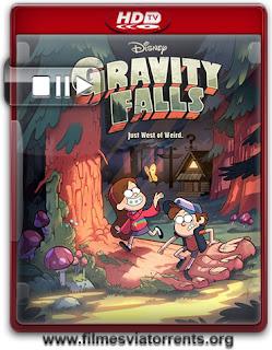 Gravity falls 1ª Temporada Torrent - HDTV