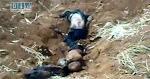 المقابر الجماعية في درعا