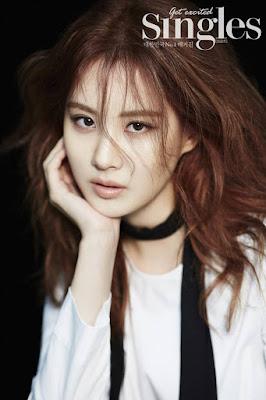 Seohyun SNSD Girls' Generation Singles October 2015