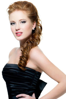 Super Star Style: Six Tips for Romantic Long Ponytail ...