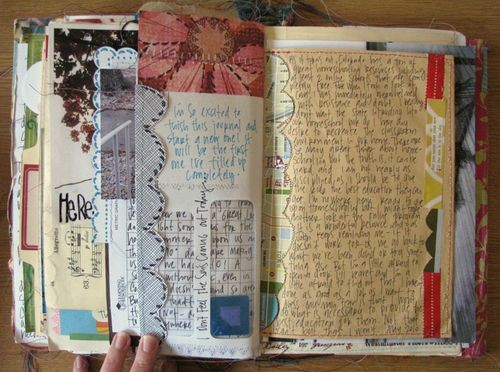 Home Ec Thrift And Style Scrapbook Journals Are For Me
