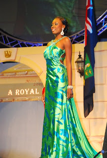 Miss British Virgin Islands 2011,Miss British Virgin Islands,Miss British Virgin Islands 2011 contestants