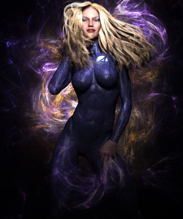 Invisible Woman (Marvel Comics) Character Review