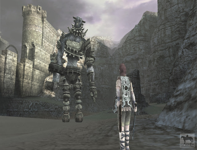 Nomad's blog: 3rd Colossus