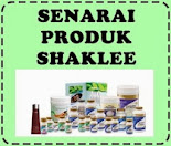 Senarai Suplimen Shaklee (products info)