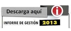 Informe de Gestión Arauca 2013