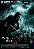 Cartel de la película El Sicario de Dios, film basado en las novelas de TokyoPop