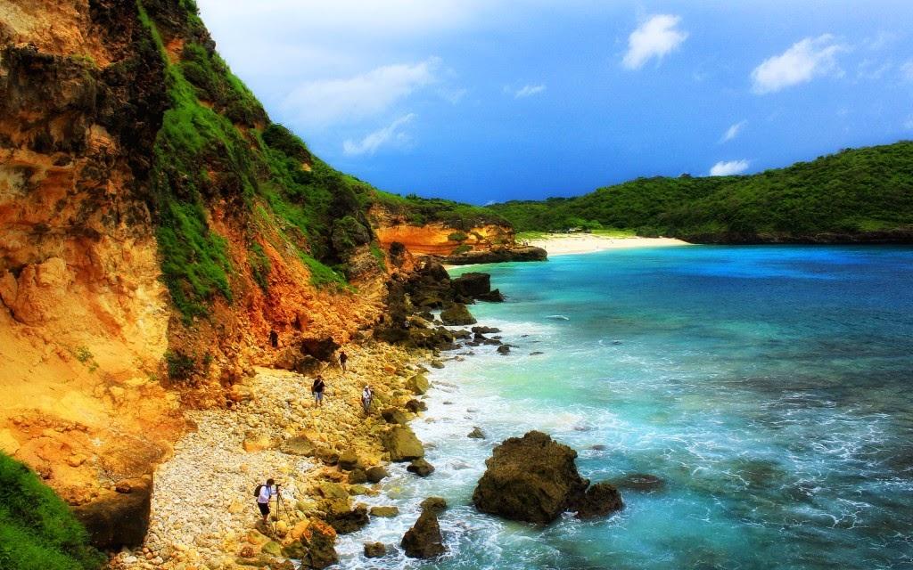 Tanjung Bloam yang Indah di Lombok