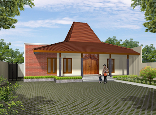Desain Rumah Joglo Minimalis Terbaru dan Menarik