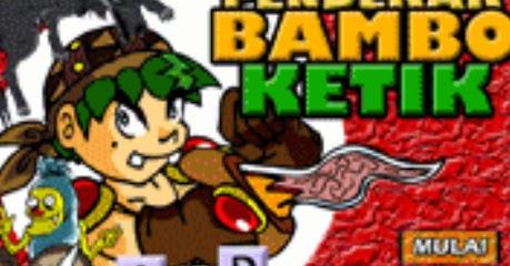 Belajar Mengetik Sambil Bermain Game - Pendekar Bambo ...
