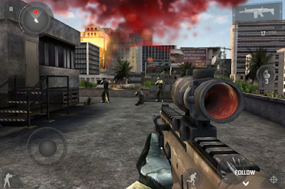 Modern Combat 3: Fallen Nation for Android