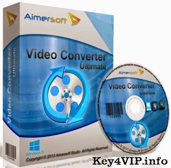 Aimersoft Video Converter Ultimate v6.0.0.0 Full,Chuyển đổi Video,Chèn Watermark Video..