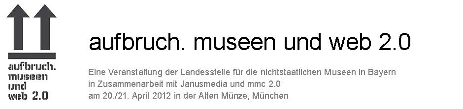 aufbruch. museen und web 2.0
