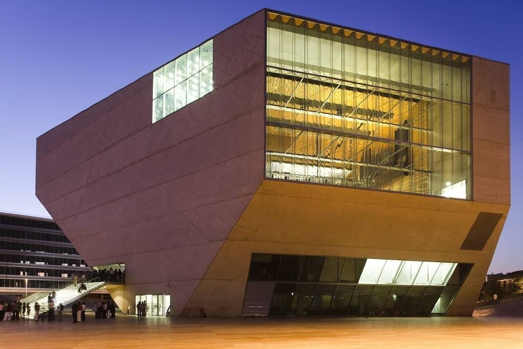 Educando para el futuro la casa da m sica de rem koolhaas for Da architecture