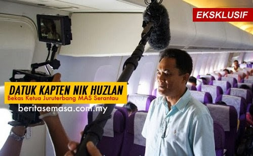 Datuk Kapten Nik Ahmad Huzlan Nik Hussain