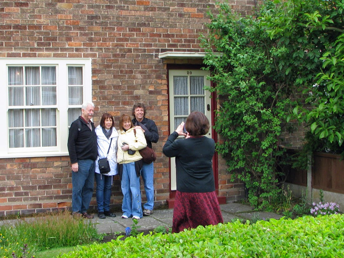 The National Trust Acquired Home In 1995 Taking A Tour Is Only Way To See Inside Of House