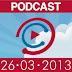 Chupim - Podcast - 26/03/2013