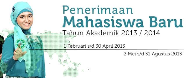 Penerimaan Mahasiswa Baru Unissula Semarang