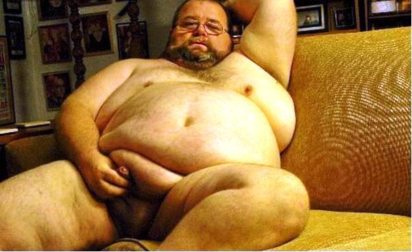 Desnudo gordo flaco vientre pic