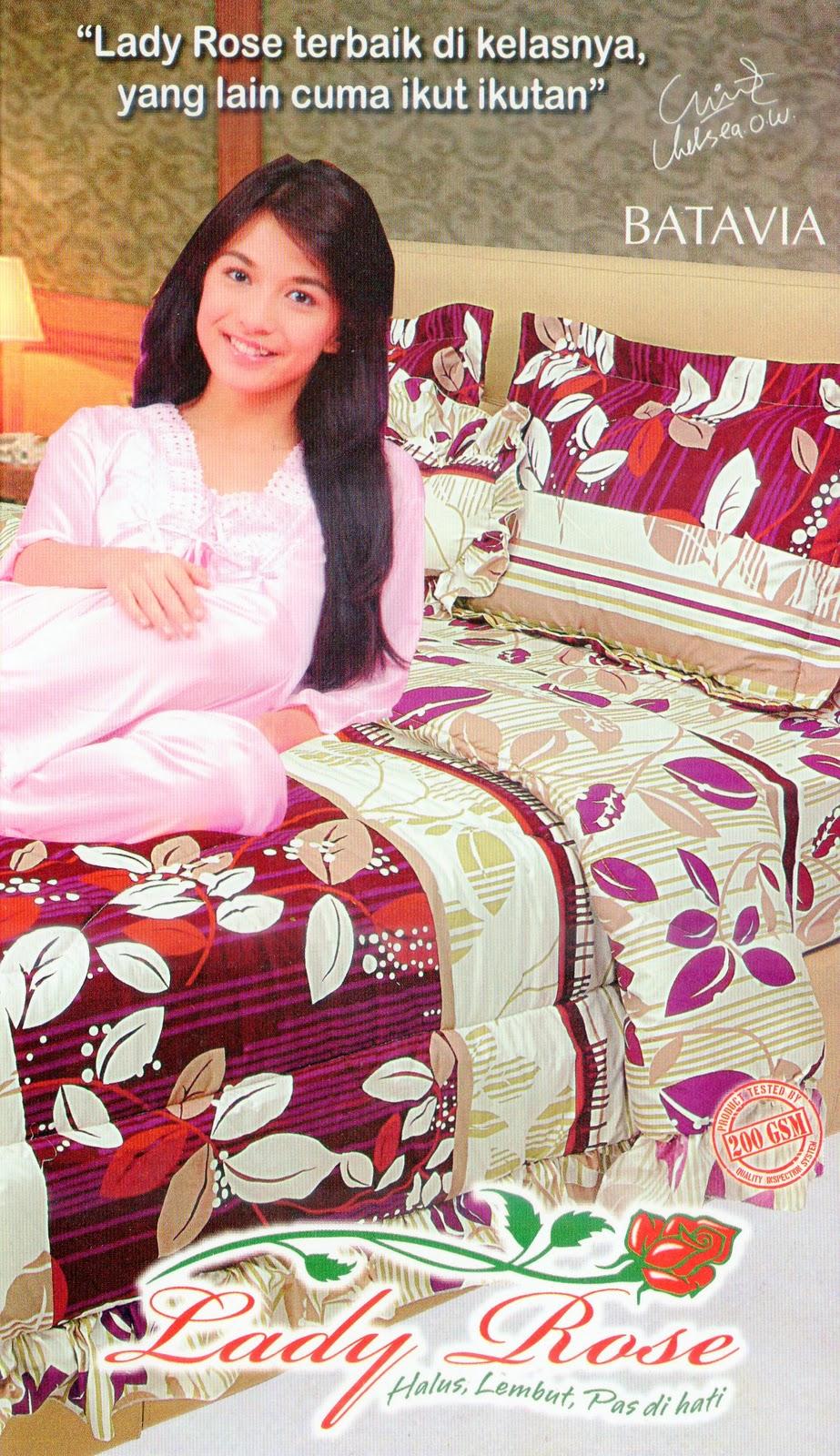 Bed Cover Lady Rose King Purple Daftar Harga Termurah Dan Seprei Ladyrose 180x200 B2g2 Alila Internal Group Tersedia Ukuran Sprei Bantal 4