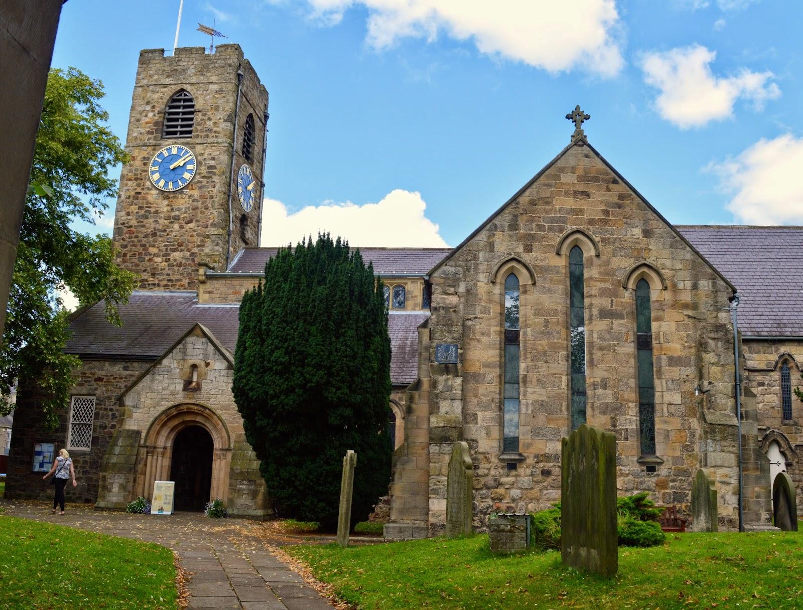 Corbridge, Northumberland