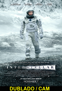 Assistir Interstellar Dublado 2014