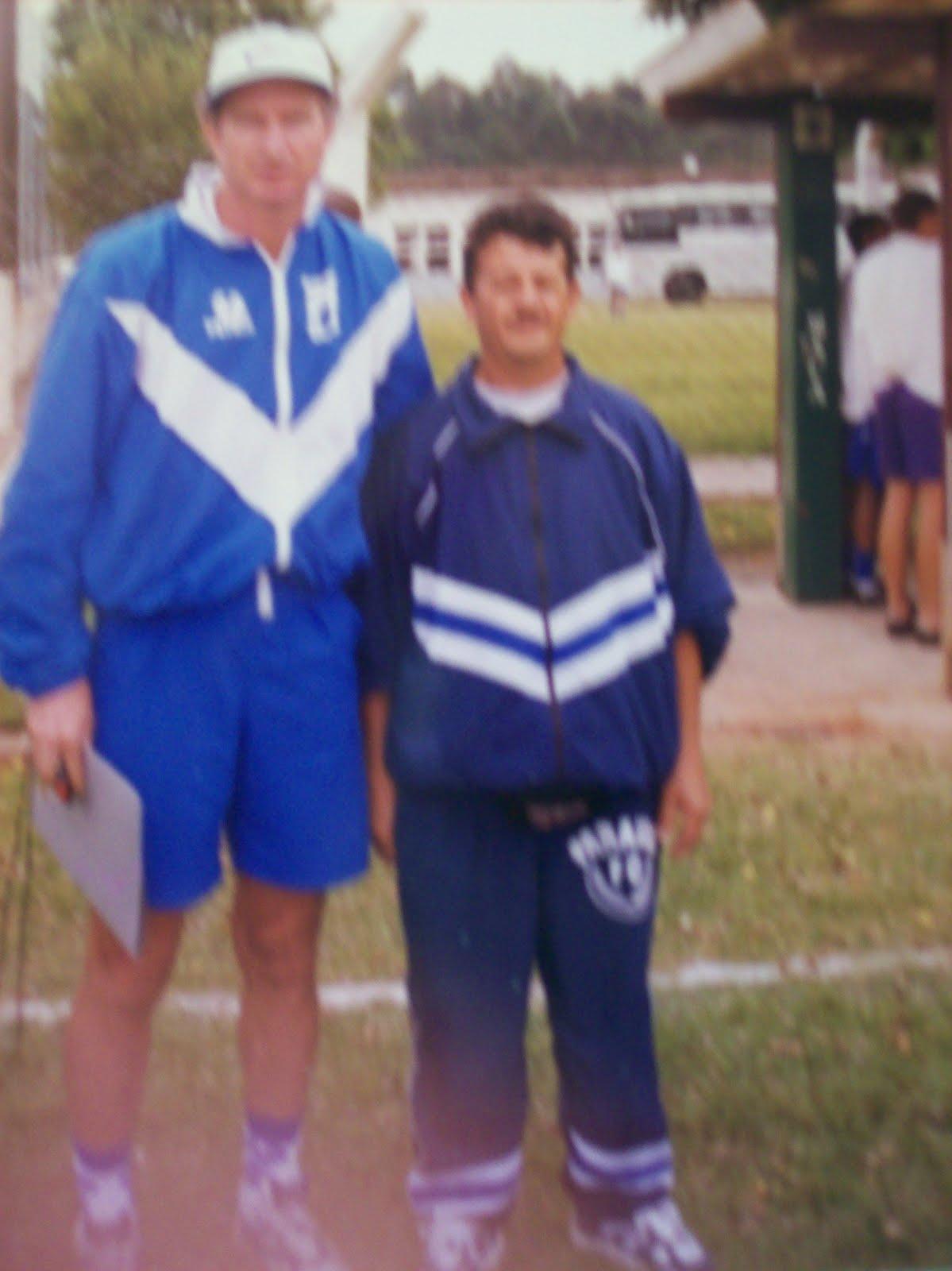Carlos no São Caetano x Escola de Futebol Paraíso.