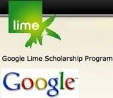 Google Lime Scholarship Program