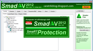 Free Download AntiVirus Smadav 9.0