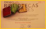 2º Premio Nacional Boas Prácticas Bcas. Escolares 2010