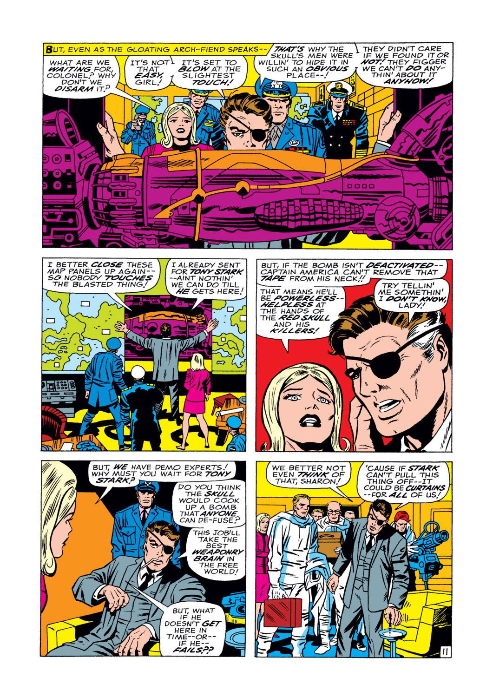 Captain America (1968) Issue #104 #18 - English 12