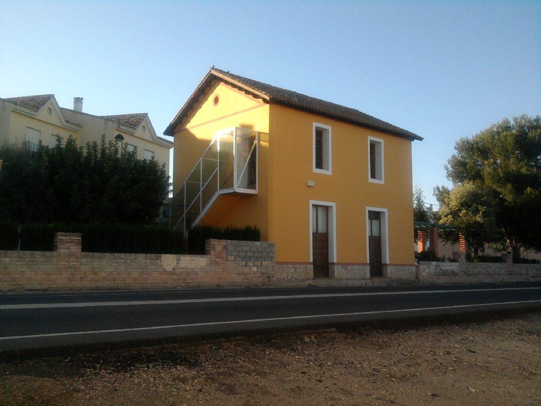 Estació de Beniarjó
