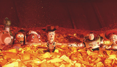 My Random Ramblings PIXAR Animation Studios Part 11 Toy Story 3