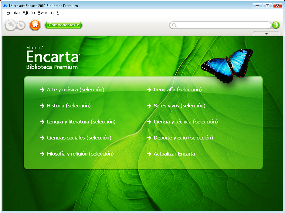 encarta 2009 software download