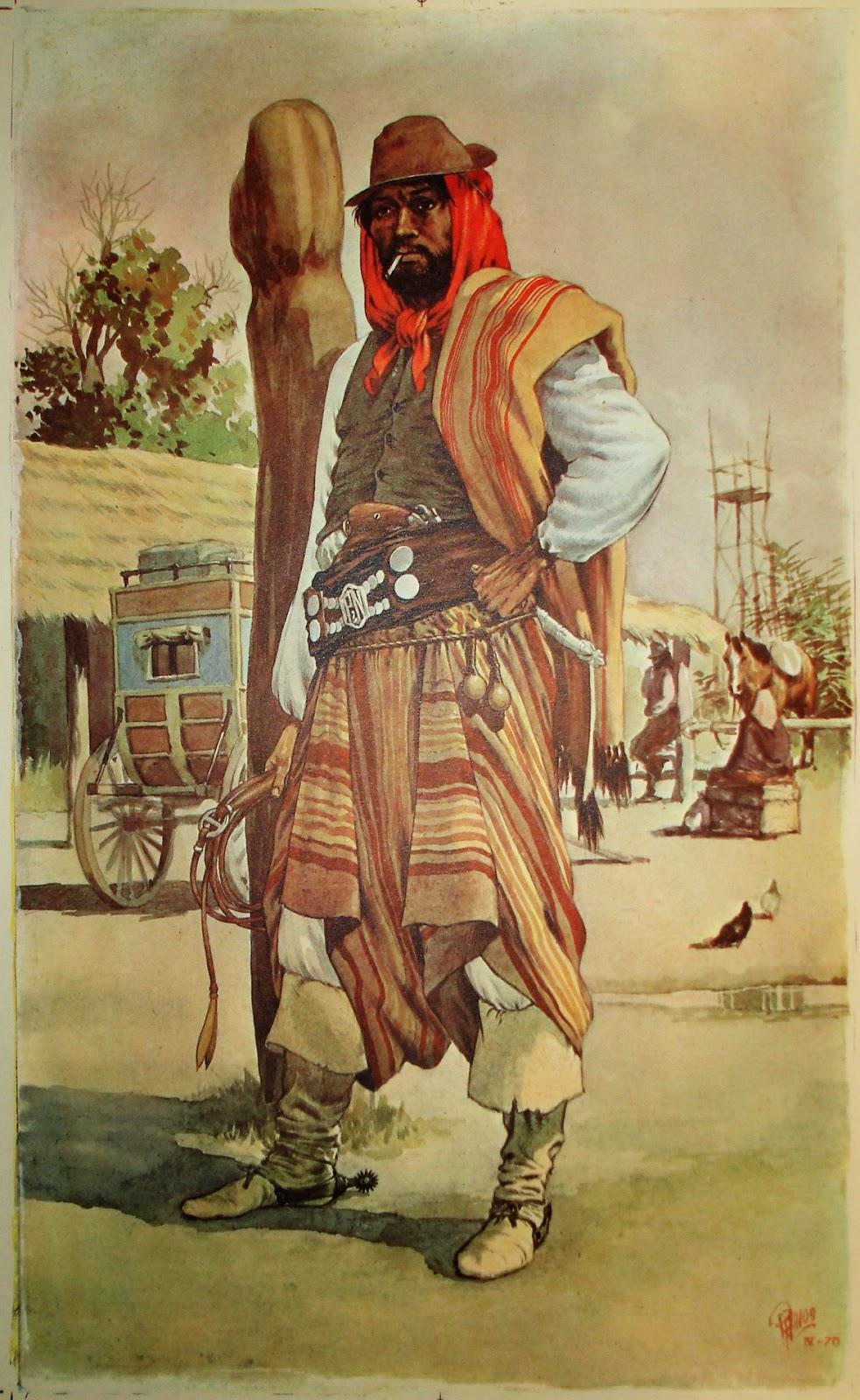 La denominación se aplicó generalmente al elemento criollo (hijos de españoles) o mestizo (hijos de españoles con indígenas), aunque sin sentido racial sino