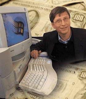 a biography of bill gates the ceo of microsoft Microsoft officially names satya nadella ceo, bill gates steps down as chairman  by shane  born in india, nadella joined microsoft in 1992.