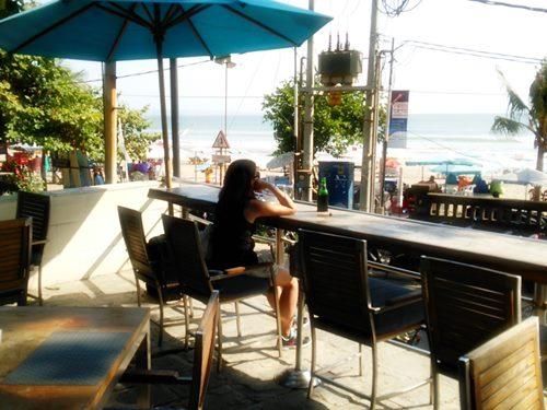 シーサイド レストラン レギャン(Seaside Restaurant Legian)