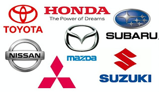 Japanese Car Sales, China, economy, Honda, Nissan, Toyota, Mazda