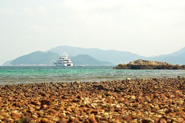 Sai Kung, Sai Kung Town, Hongkong, travel, wisata, tombolo, sharp island, kiu tsui beach