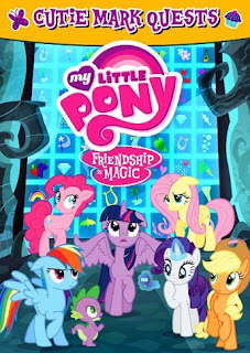 My Little Pony Friendship is Magic Cutie Mark Quests  cover