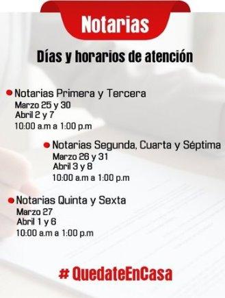 .Notarias de Cúcuta