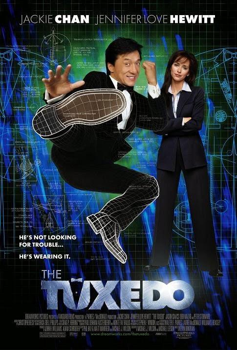 The Tuxedo (2002) BRip 720p Full Movies + Subtitle Indonesia